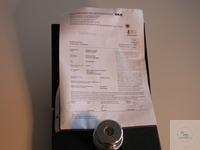 Gewichtstück 2kg Typ M1  Zustand: Neu DKD-Nennwert: 2000g