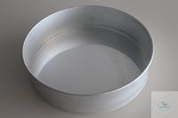 Aluminiumschale D. 41 cm  Höhe: 10cm Durchmesser: 41 cm