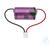 Li-Battery 3.6 V/0.8 Ah 1/2 AA Battery, 3.6 V/0.8 Ah 1/2 AA