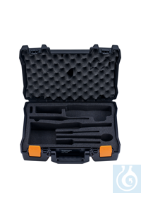 Service case for measuring instrument, probe and accessories - Service case...