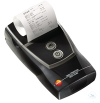 Testo quick printer Easy attachment of probes even at difficult-to-access...