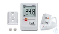 testo 174 T set - Mini data logger for temperature in a set You always have...