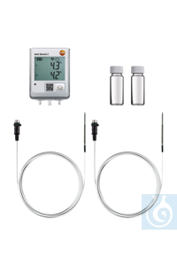 Saveris 2 - Fridge monitoring kit Access to measuring value documentation...