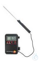 Mini alarm thermometer The affordable testo mini thermometer with alarm...