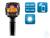 testo 872 - Wärmebildkamera 320 x 240 Pixel, App, Laser Die Wärmebildkamera testo 872 ist...
