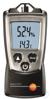 testo 610 - Thermohygrometer Mit dem Thermohygrometer testo 610 können Sie schnell und präzise...