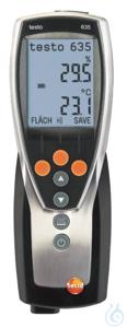 testo 635-1 - Temperatur-/ Feuchtemessgerät