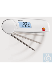 testo 103 - Digital Food Thermometer Easy-to-use, high-precision...