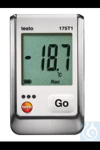 testo 175-T1 set - Temperature logger set HACCP-compliant, EN 12830 certified...