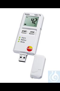 testo 184 T3 - Temperature Data Logger Monitoring transport in compliance...