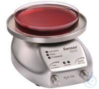 Sensorturn pro Sensor-controlled turntable for Petri dishes The touch-free...