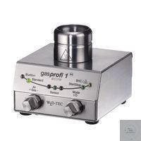 Gasprofi 1 SCS micro safety laboratory sterilizer with touch free IR-Sensor + fo Laboratory Gas...