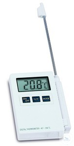 Thermometer waterproof. Measuring range: -40°C...+200°C