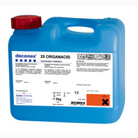 Cleaning agent deconex 25, 5 kg Neutralizer based on organic acid....