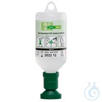 Plum Augenspülflasche 4604 mit 500 ml Natriumchloridlösung Plum...
