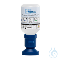 Plum Augenspülflasche 4752 mit 200 ml pH Neutral Plum Augenspülflasche 4752...