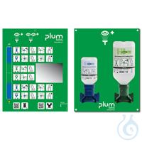 Plum Augen-Notfallstation 4770 Plum Augen-Notfallstation 4770 mit einer pH...