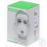 B-SAFETY pure breath Atemschutzmaske FFP2 (10 Stück) Unsere vorgeformten...