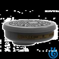 BLS Filter 211, Schutzstufe A2 (1 Paar = 2 Stück) Ideal für den vollen...