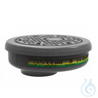 BLS Filter 214, Schutzstufe ABEK1 (1 Paar = 2 Stück) Anzuwenden bei Einsatz...