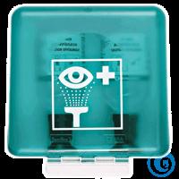 B-SAFETY Augenspülstation BR328025 mit zwei Augenspülflaschen Schutzbox...