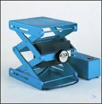 Laborständer BOY 116 MS, mit Motorantrieb, stufenlos regelbar, blau Laborständer BOY 116 M, mit...