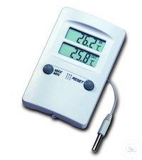 Maxima-Minima-Thermometer / Elektronisches Thermometer