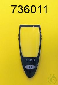 LCD Window Picus 10µl, LCD Window Picus 10µl LCD Window Picus 10µl