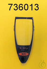 LCD Window Picus 300µl LCD Window Picus 300µl