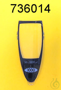 LCD Window Picus 1000µl LCD Window Picus 1000µl