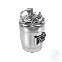 7Artículos como: Stainless steel pressure tank, 5 l. Stainless steel pressure tank, 5 l.