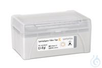 BH Tip 0.1-10F µl, ST (10x96), Prs, SafetySpace™ Filter Tip, 0.1-10 µl,...