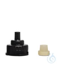 Silicone Adapter set 10ml Adapterset für 10 ml Tip für MidiPlusTM Nur passend...