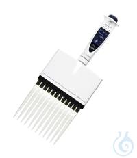 Picus Elect. Pipette, 12-ch, 50-1200 µl, Picus® Electronic Pipette, 12...
