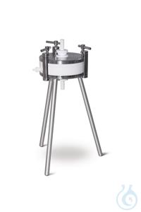 PTFE pressure filter holder, PTFE pressure filter holder,