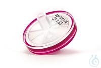 MinisartCA, 0.65µm, 28mm, sterile, 50pk MinisartCA, 0.65µm, 28mm, sterile, 50pk