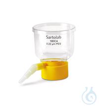 SartolabBT150, PES, 0,22µm, sterile, 48, Sartolab® BT Vacuum Filtration Units...