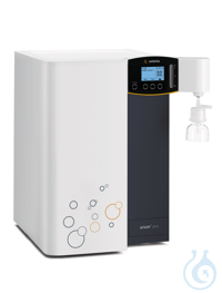 arium pro UF, arium® pro UF Ultrapure Water System Unlike competitive systems, lab water systems...