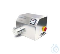 Sartojet Membran Pumpe Entwickelt für scherempfindliche Materialien Niedrige Pulsation Die...