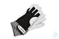Fine leather gloves, 1 pair Fine leather gloves, 1 pair