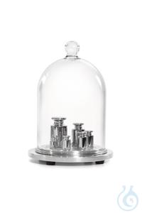 6Proizvod sličan kao: Glass bell jar with support plate for 1 Glass bell jar with support plate for 1