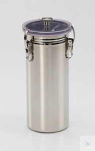 "Anaerobic jar ""eco"", with ventilation screw, 3 liters Anaerobic jar ""eco"",..."