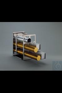 3Panašios prekės GESTICON E4 stainless steel rack for 4 round/rectangular containers GESTICON...