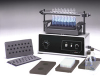 undefined Multi-Pulse-Vortexer insert, for 10 vessels 28-29 mm diam.