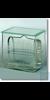 Glaskasten mit Deckscheibe für Färbegestell nach Hauser Glaskasten mit...