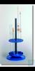 Pipettengestell für 94 Pipetten aus PP, blau, autoklavierbar bis 120°C...