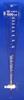 Sedimentiergefäß/Imhoff grad. bis 1000 ml, mit Glashahn Borosilikat