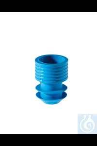 Stopper, 11-12 mm, blue Stopper, 11-12 mm, blue