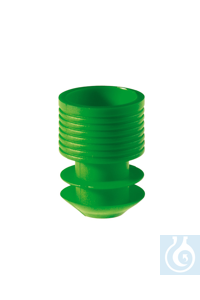 Stoppers, 16-17 mm, green Stoppers, 16-17 mm, green