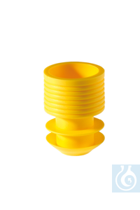 Stoppers, 16-17 mm, yellow Stoppers, 16-17 mm, yellow